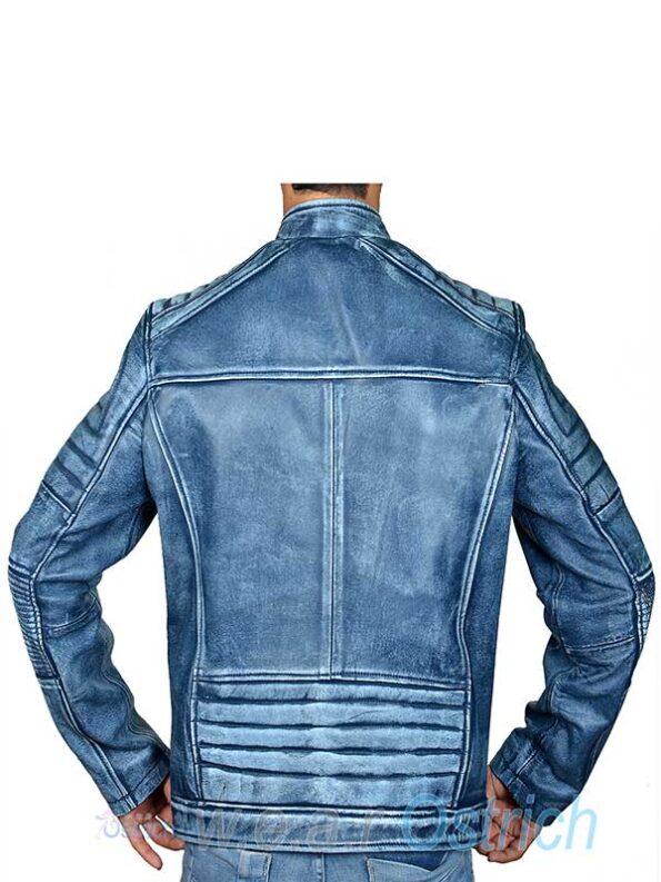 mens moto jacket