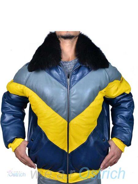 Bomber Jacket - Leather Goose Jacket