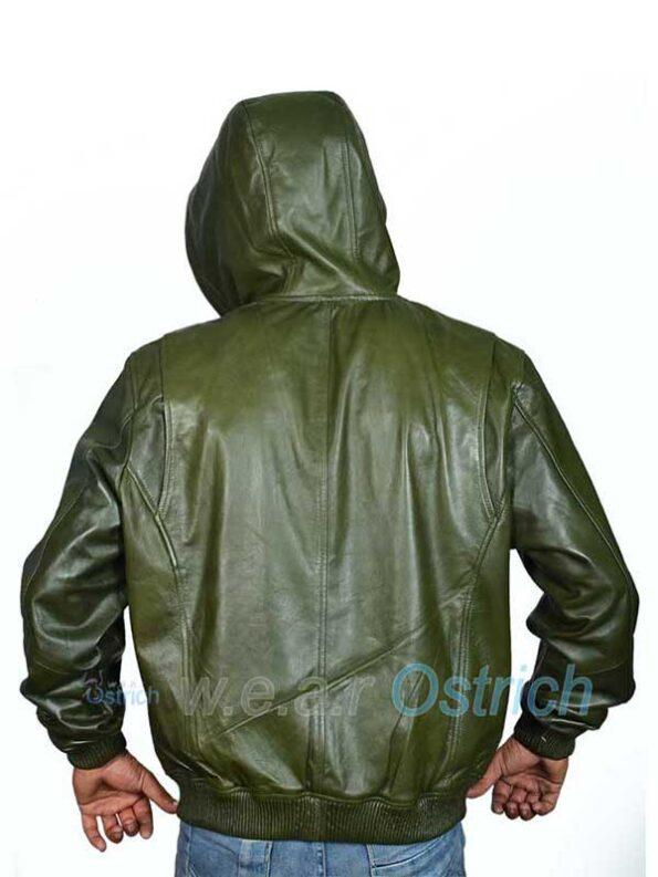 army green bomber jacket mens