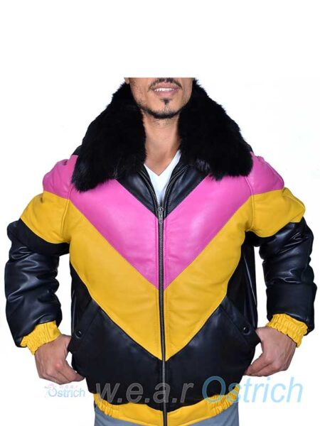Down Jacket - Mens Puffer Jacket
