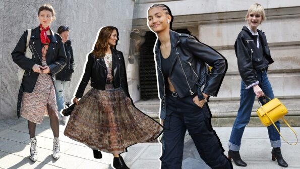 Why A Biker Jacket Will Always Be In Vogue?
