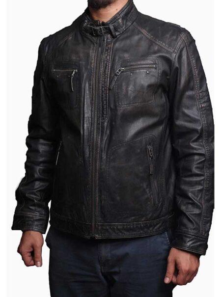 street bike jacket