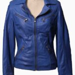 womens leather motorcycle jacket