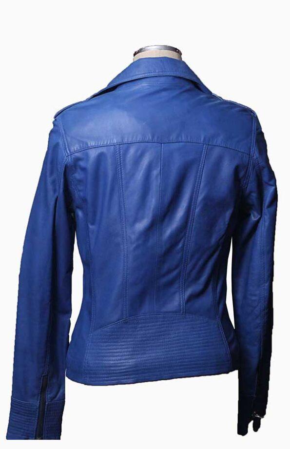 vegan leather jacket women