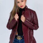 leather jacket womens