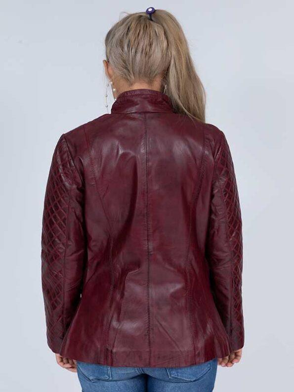leather jackets female