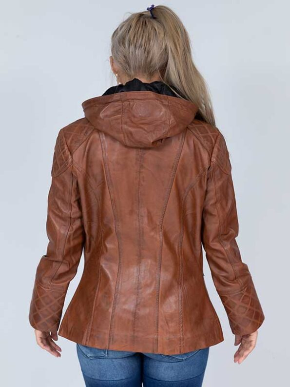 xl womens leather jacket