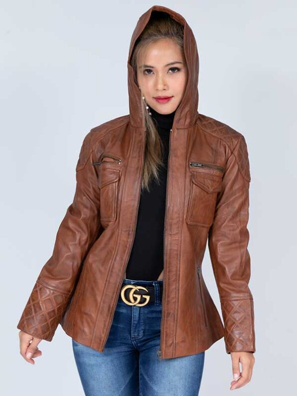 vintage leather jackets